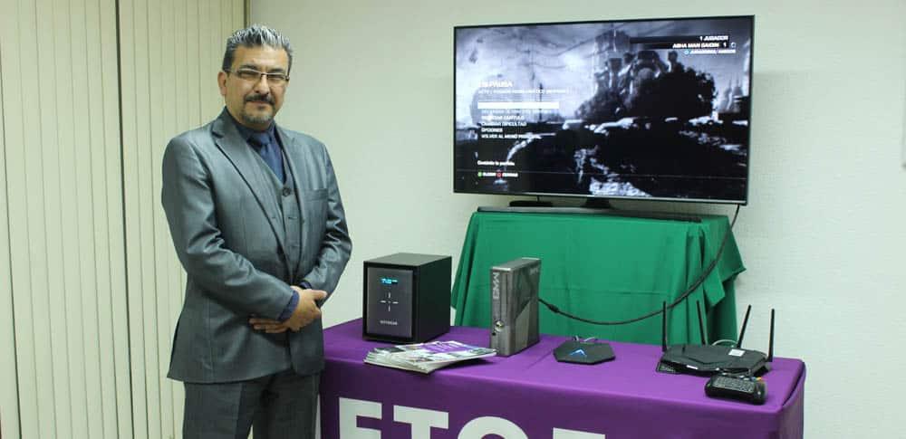 Telsa y Netgear apuestan por el mercado de gaming