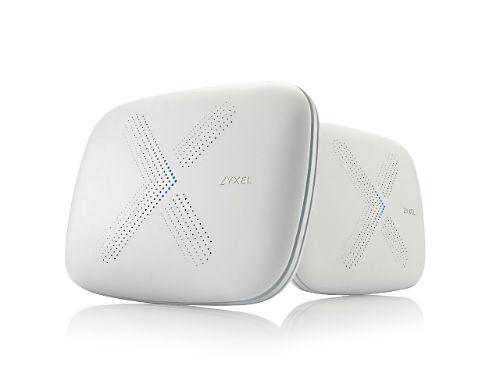 Ofrece ZyXEL WiFi de 3 bandas