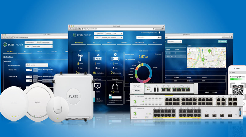NEBULA, solución para redes desde la nube
